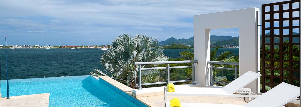 Location Villas St Martin & St Barth  vente [SXM